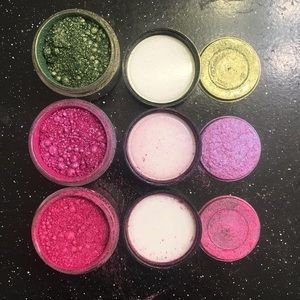 Mac cosmetics pigment powder